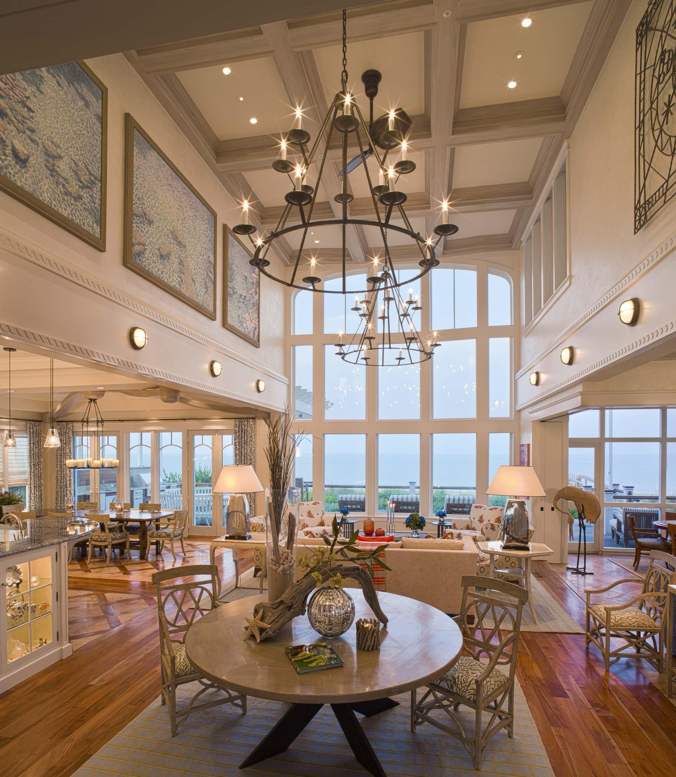 wall lighting for high ceilings online