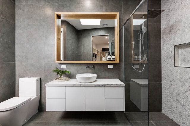 Torrance, CA - Bathroom Remodeling contemporary-bathroom