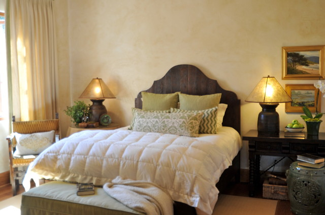 spanish style home - traditional - bedroom - san francisco - by