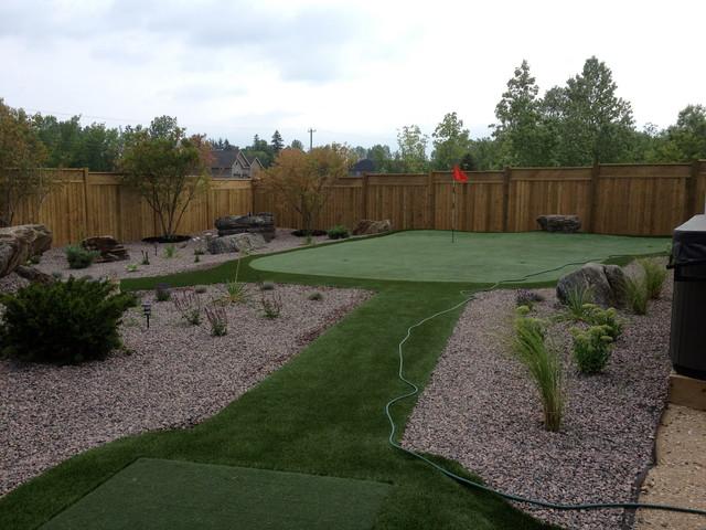 Low Maintenance Backyard on Low Maintenance Backyard Design  id=55965