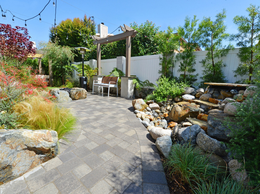 Mountain Arcadia - Rustic - Landscape - Los Angeles - by ... on Arcadia Backyard Designs id=81381