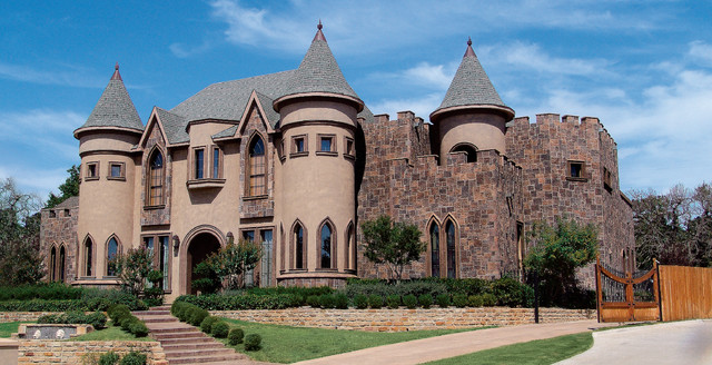 Magnificent Belgian Castle House Coronado Manufactured