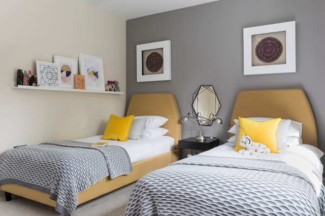 The Best Colours To Pair With Grey Houzz Uk
