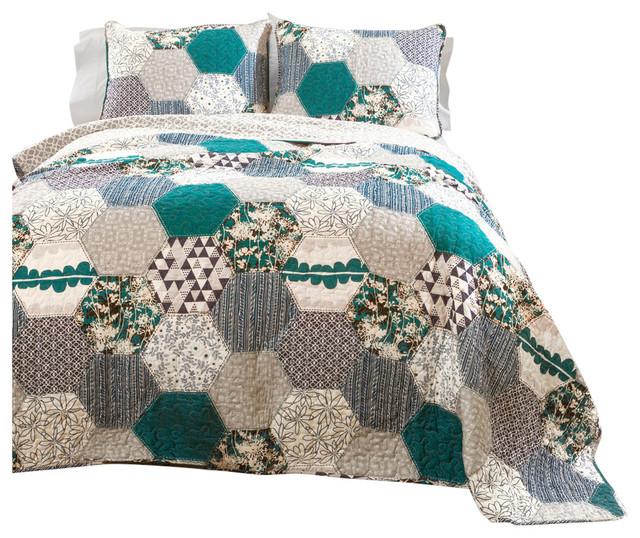 Serena 3 Piece Comforter Set Ivory Queen Comforters And