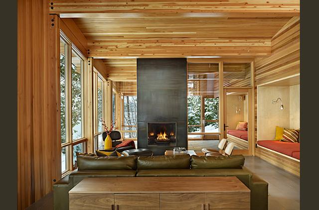 Living Room Mini Bar Furniture Design