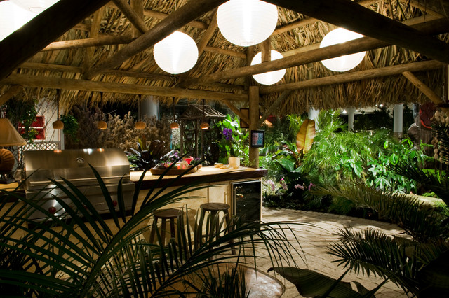 Pergolas And Pavilons Tropical Patio Cleveland By THE OHIO VALLEY GROUP INC