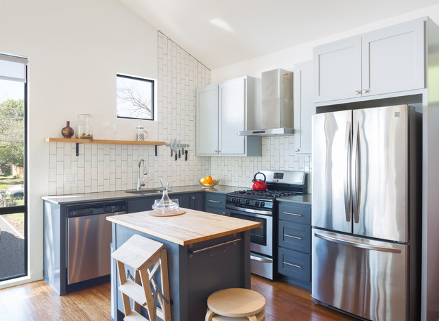 8 Small L Shaped Kitchens That Are Big On Great Ideas Houzz Au