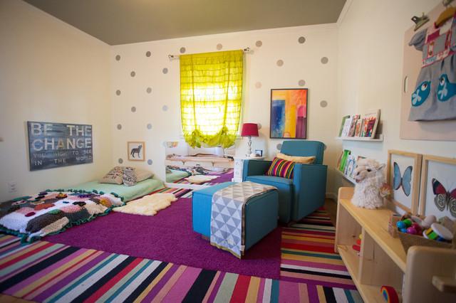 MONTESSORI NURSERY eclectic-nursery