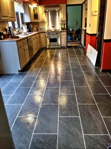 KItchen floor tile installation Vienna VA   Contemporary   Kitchen     KItchen floor tile installation Vienna VA contemporary kitchen