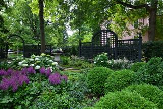 Burns Avenue Classique Jardin Cincinnati Par