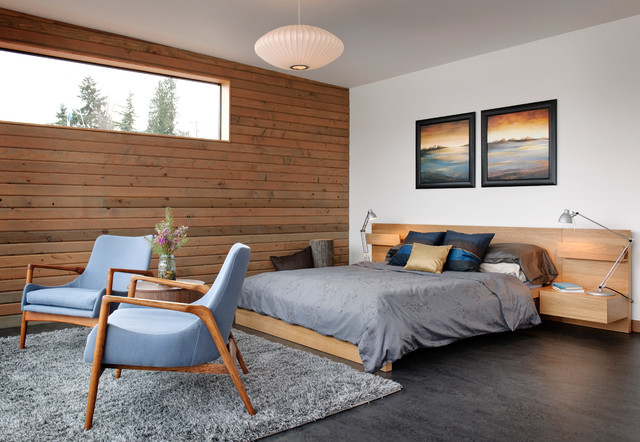 Dyna - Portage Bay industrial-bedroom