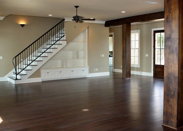 Room Design Under Stairs