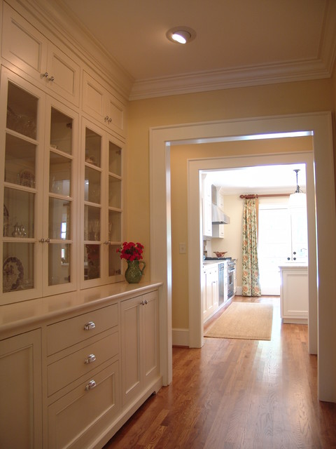Butler Pantry Traditional Kitchen Atlanta By