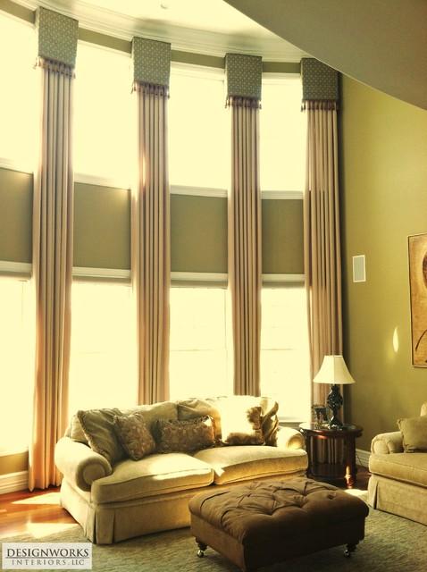 Window Treatments Contemporary Curtains Philadelphia