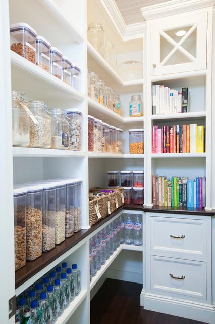 Kitchen Organization traditional-kitchen