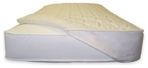 Naturepedic Organic Non Waterproof Crib Quilted Mattress Topper