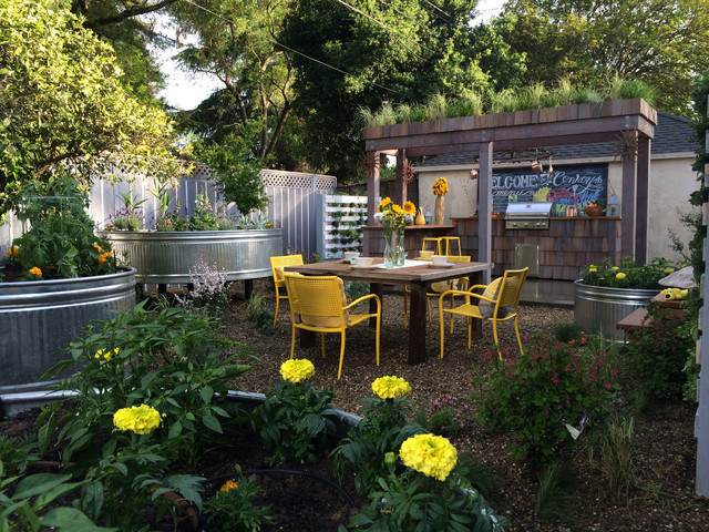 Yard Planter Ideas