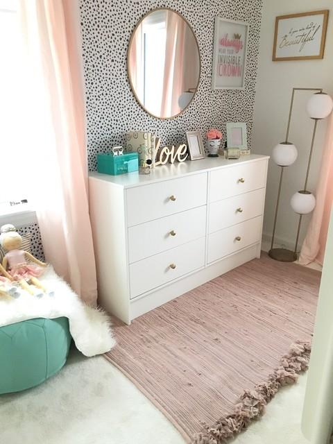Girls Room contemporary-bedroom