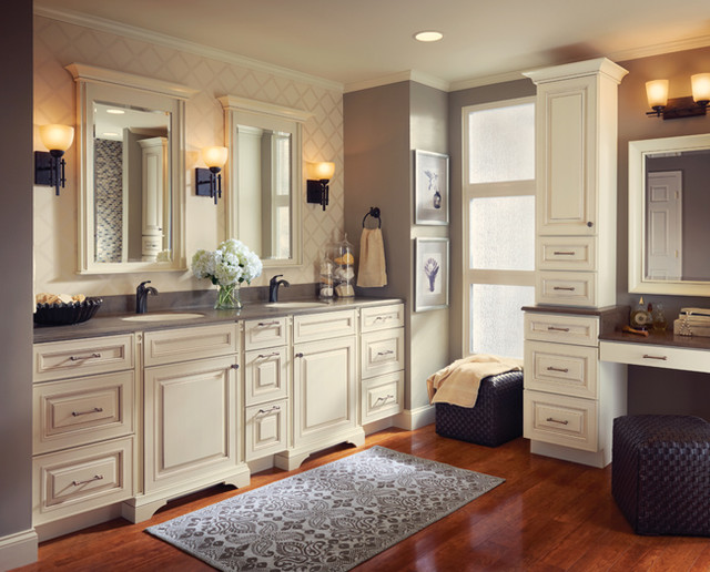 Kraftmaid Kitchen Bathroom Cabinets Gallery Cabinet Kings Traditional