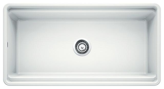Blanco Profina 36 Apron Front Single Bowl Kitchen Sink