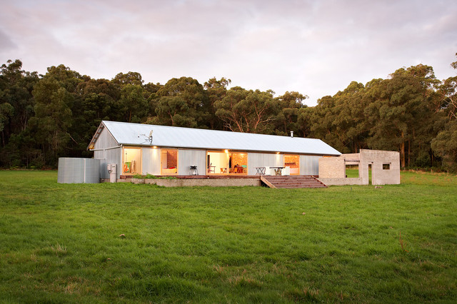 Houses Inspired By Rural Sheds Houzz