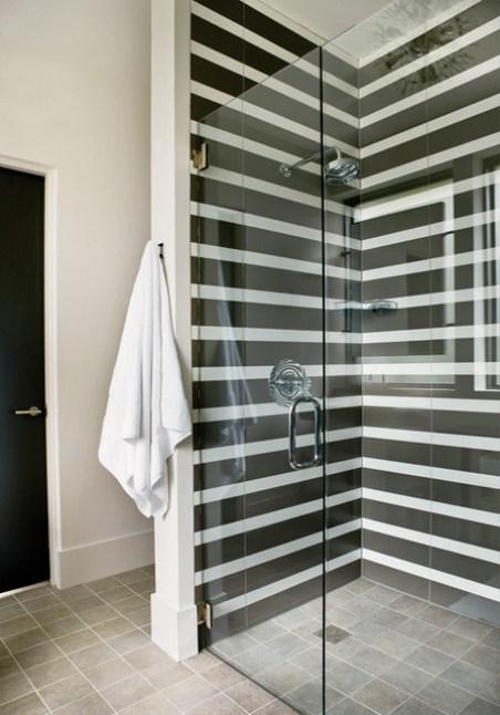 Morningside I modern-bathroom