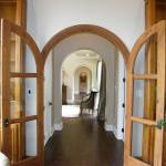 Custom Arched French Doors Houzz
