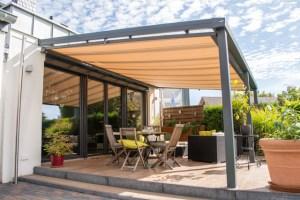 Terrassenüberdachungen   Modern   Terrasse   Essen   von ...