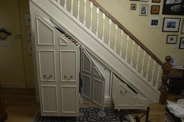 Under Stair Storage Traditional Wardrobe Toronto By Lipa | Wardrobe Design Under Stairs | Shoe Rack | California Closets | Shoe | Space | Stairs Storage Solutions