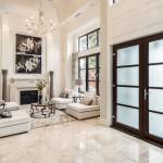 75 Beautiful Traditional Marble Floor Living Room Pictures Ideas December 2020 Houzz