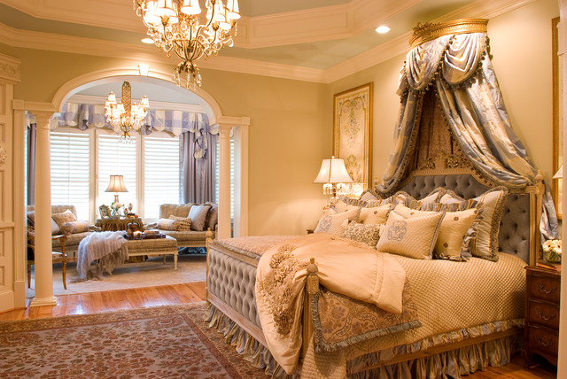 luxurious bedroom spaces - traditional - bedroom - other - by