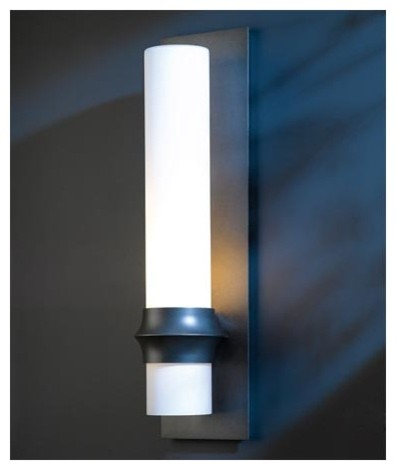 Rook Large Outdoor Wall Sconce - Modern - Outdoor Wall ... on Contemporary Outdoor Wall Sconces id=51632