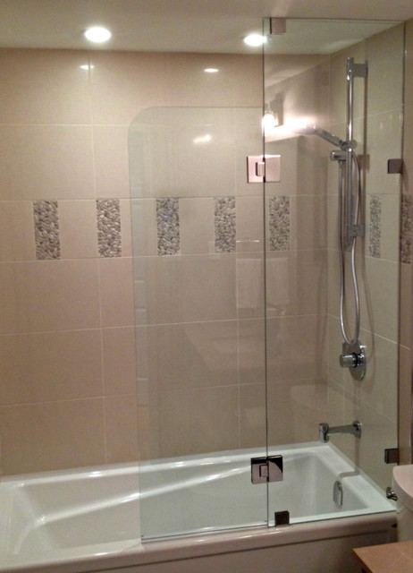 Tub Shower Glass Panels Amp Shower Shields Vancouver