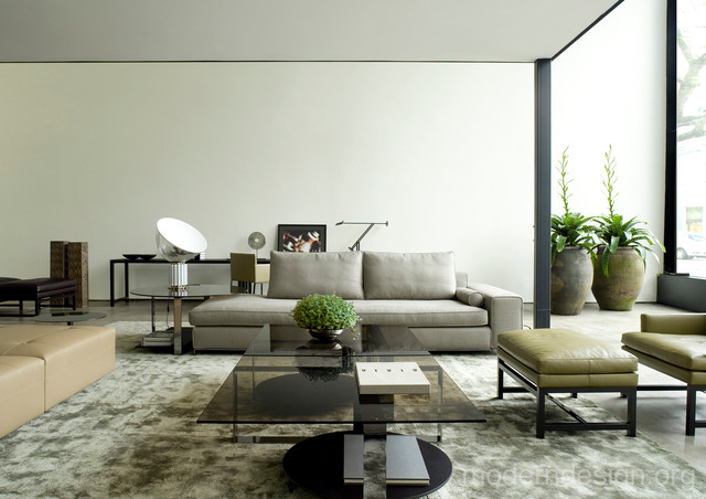 Contemporary Modern Living Room Design contemporary-living-room