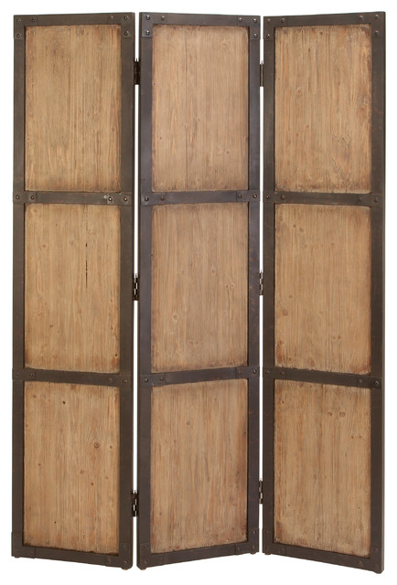 Wood Screen Industrial Screens And Room Dividers By Gwg Outlet