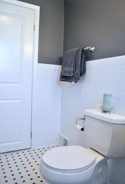 Wc Traditional Bathroom Philadelphia By Trg Home