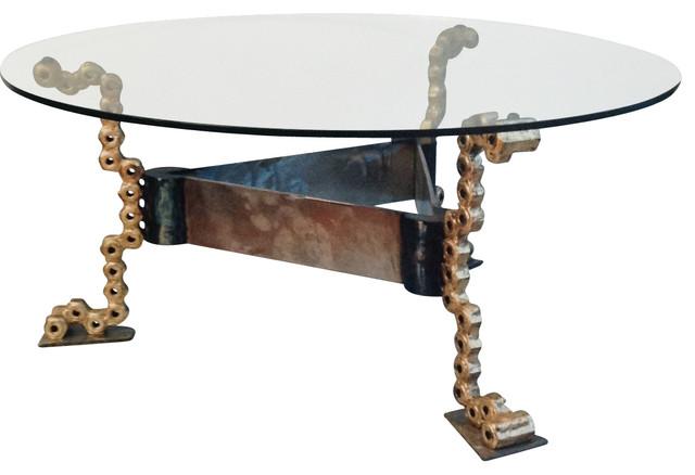 nut coffee table base