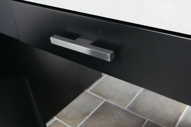 Kitchen Craft T Bar Pull Hardware Contemporary Kitchen