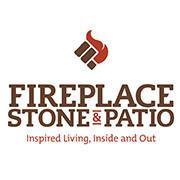 fireplace stone patio project