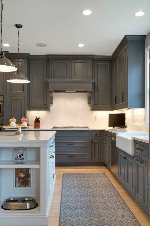 Rich And Moody Cabinet Paint Colors A Winner Evolution Of Style