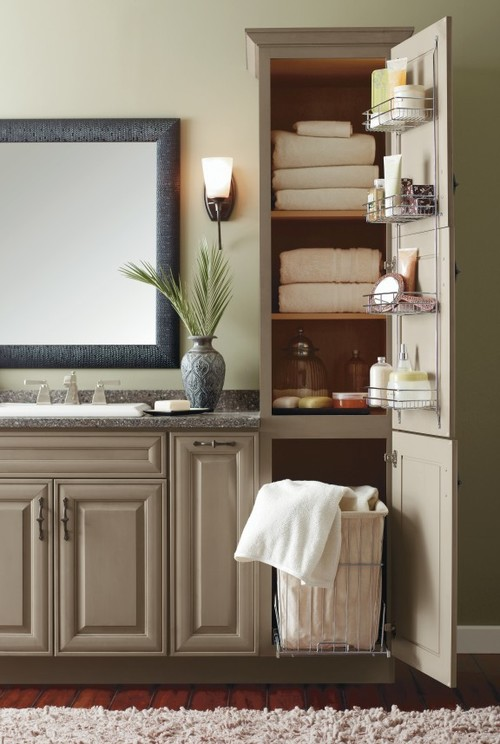 Decora Bathroom Linen Cabinet