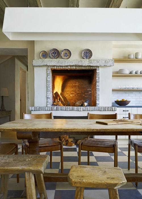 Mediterranean Kitchen By Scottsdale Interior Designers Decorators David Michael Miller Associates