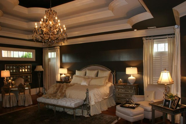 Client Pergola-Luxury Master Suite - Traditional - Bedroom ... on Luxury Master Bedroom  id=64622