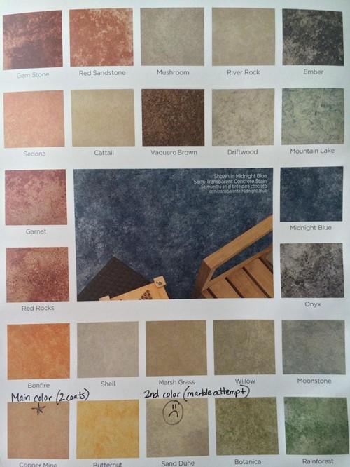 Valspar Concrete Stain Colors Interior Psoriasisguru Com