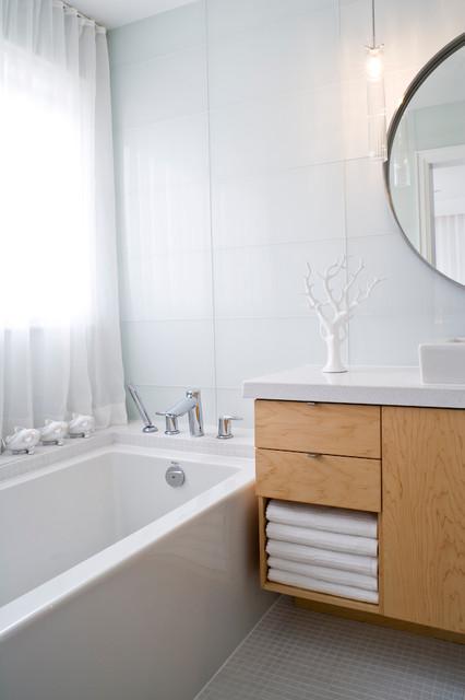 Model Home - Modern - Modern - Bathroom - Other - by ... on Bathroom Model Design  id=17628