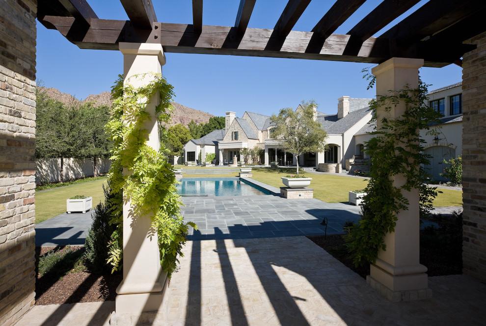 Arcadia Estate - Traditional - Patio - Los Angeles - by ... on Arcadia Backyard Designs id=16489