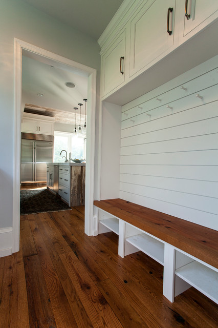 Gladwyne PA Kitchen Mudroom And Living Room Remodel Farmhouse Entry Philadelphia By