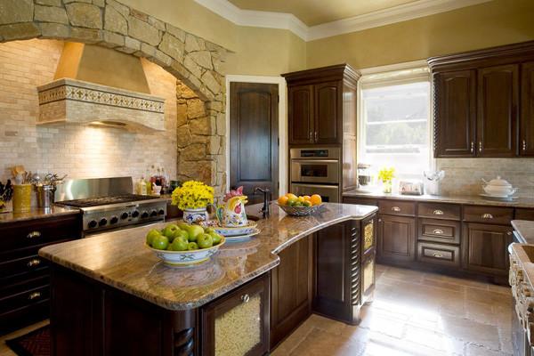 Richens Designs Residential Kitchen Design Mediterranean