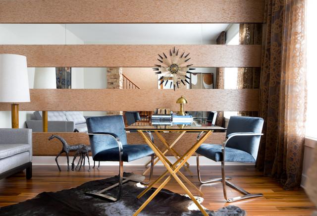 Grimsby Home contemporary-living-room