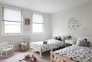 Shakespeare Road - New Development 4 Contemporary Homes scandinavian-kids